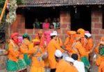 Khele in Holi Festival